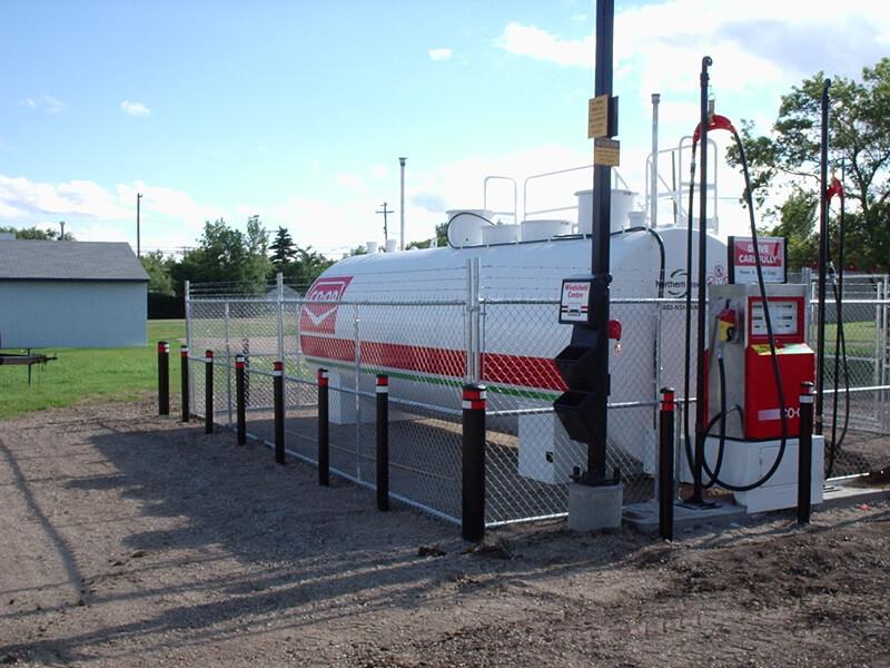 Single Fueling Tank